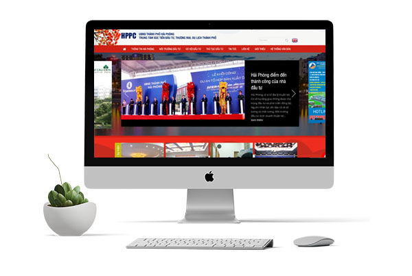 Đồ hoạ website hải phòng